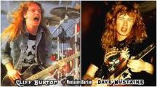 Play with Cliff Burton