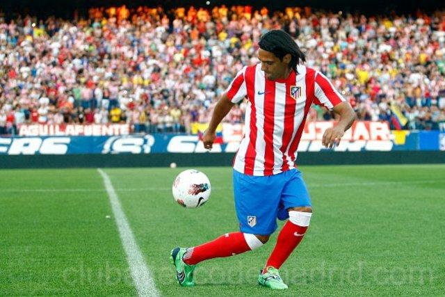 Atletico Madrid team