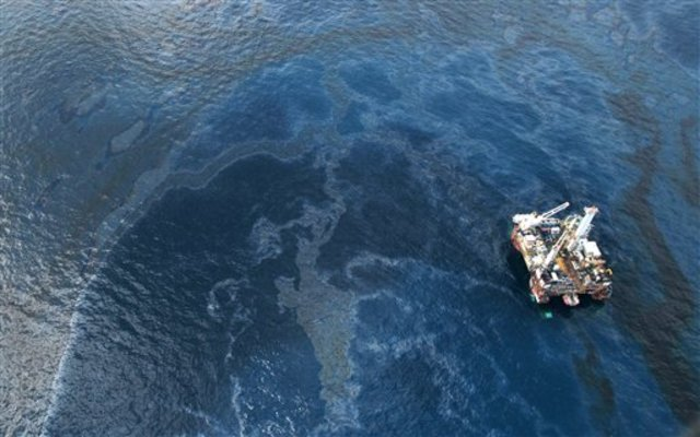 Deepwater Horizon Oilspill (part 2)