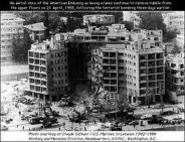 Beirut Barracks Bombing (1983)