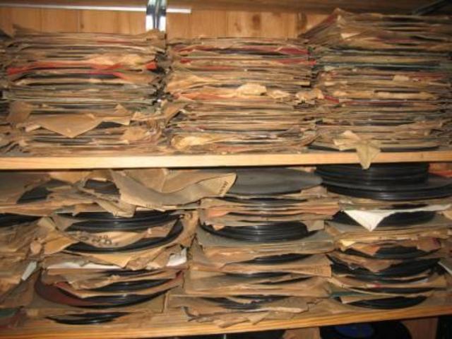 Flat Disks