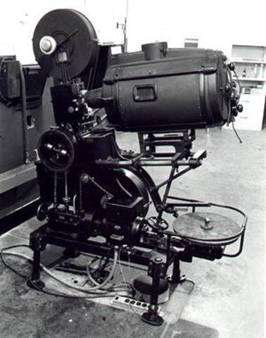Vitaphone is introduced