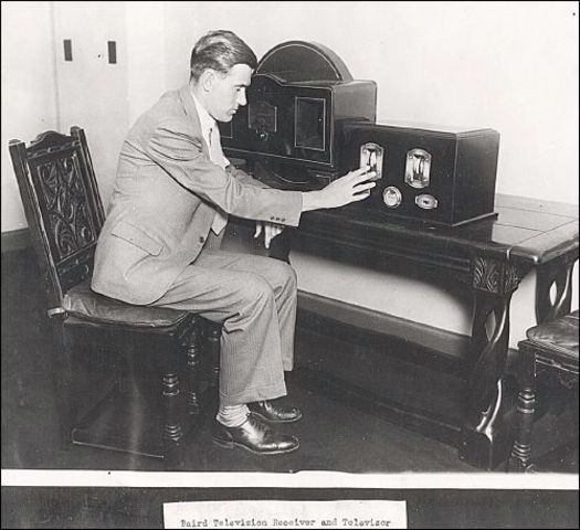 Scotsman John Logie Baird invents Mechanical Television