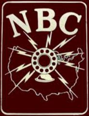 NBC radio network