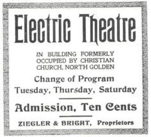 The electric theater