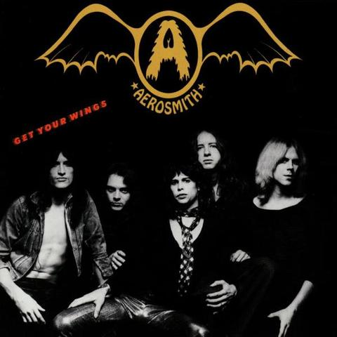 Second  Album of studio of aerosmith