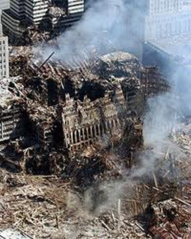 World Trade Center Bombing (1993)