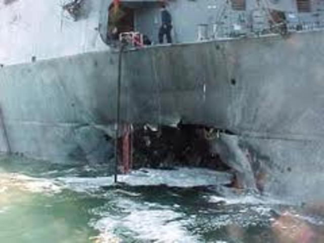 USS Cole Bombing (2000)