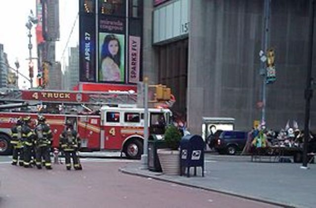 Times Square Bombing Attempt (2010)