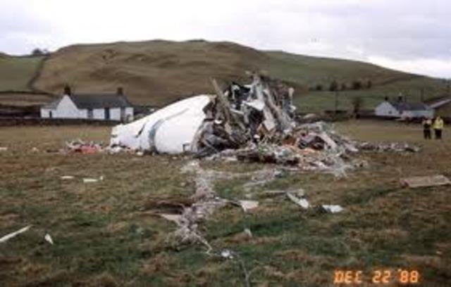 Lockerbie (Pan Am flight 103) Bombing (1988)