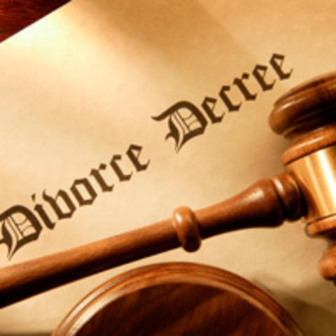 Divorce :(