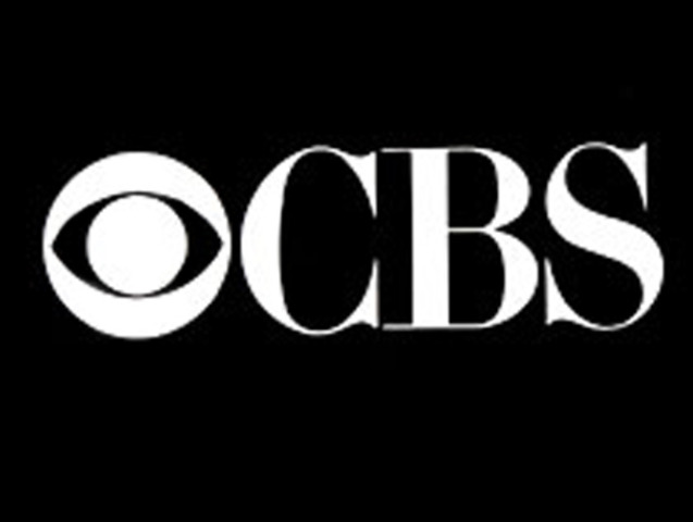 CBS television broadcast the first color TV program to five
