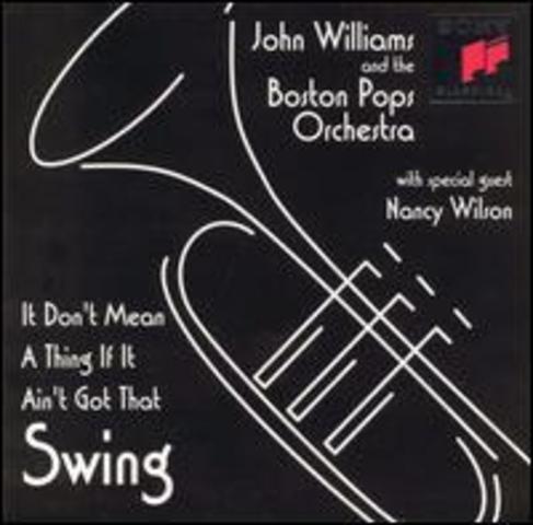 "Duke Ellington recording of ""It Don't Mean a Thing If It Ain't Got That Swing"""