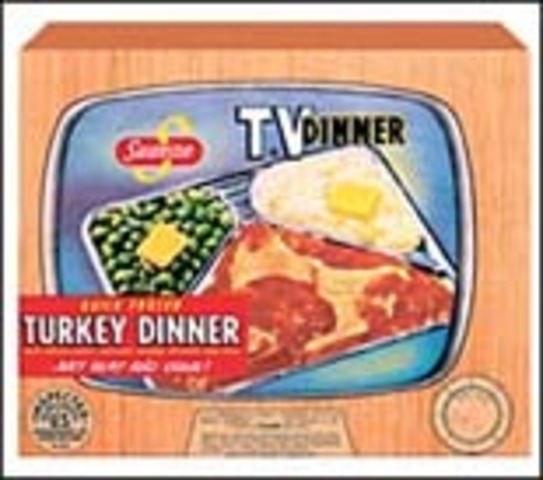 Swanson employee Gerry Thomas invents the frozen T.V. Dinner