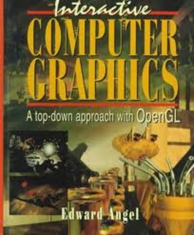 interactive computer graphics