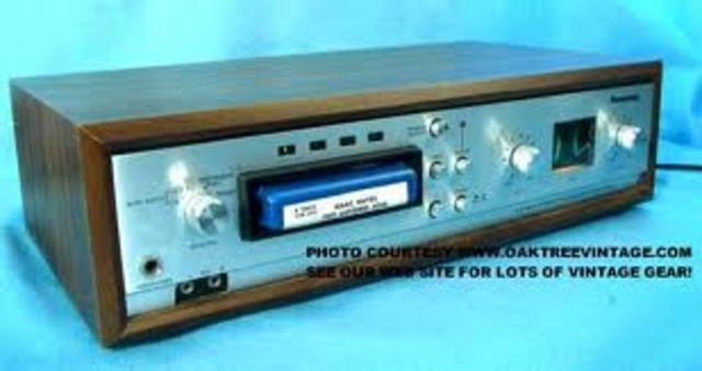 8-track stereo