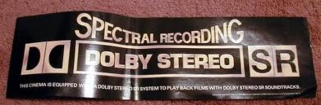 "The ""Dolby-A"" professional noise reduction system is used in some recording studios"