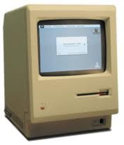 The (128K) Apple Macintosh personal computer debuts with a Graphical User Interface
