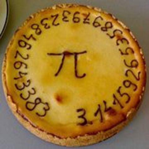 Pi at its 1.24 trillion places
