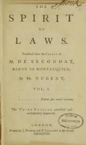 Spirit of Laws