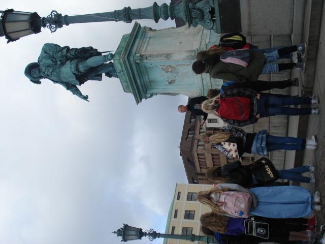Göteborg grundades