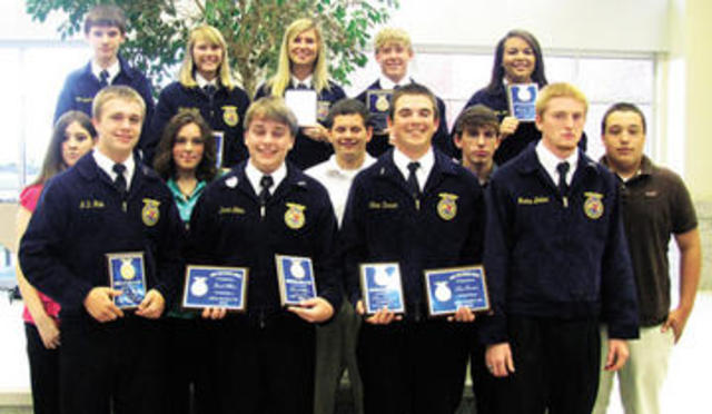 FFA Code of Ethics and magazine