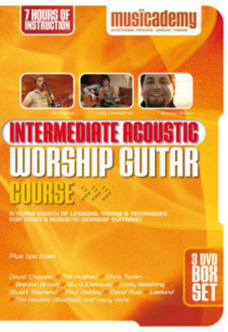 Intermediate Acoustic Worship Guitar Course (2008)