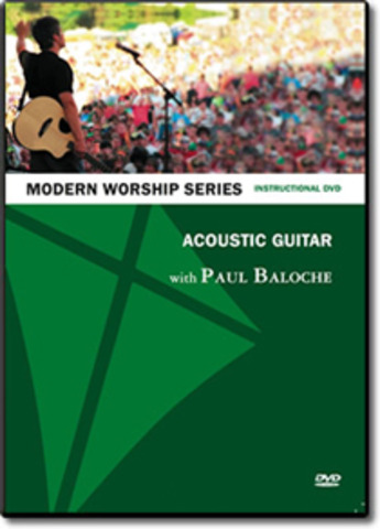 Acoustic Guitar - Paul Baloche (2005)
