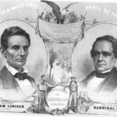 The Election of Abraham Lincoln timeline
