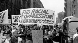 The Events Relating to Racial Conflicts timeline