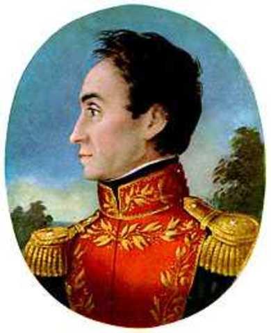 Intento de asesinato en contra de Bolívar
