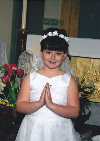 My First Communion!