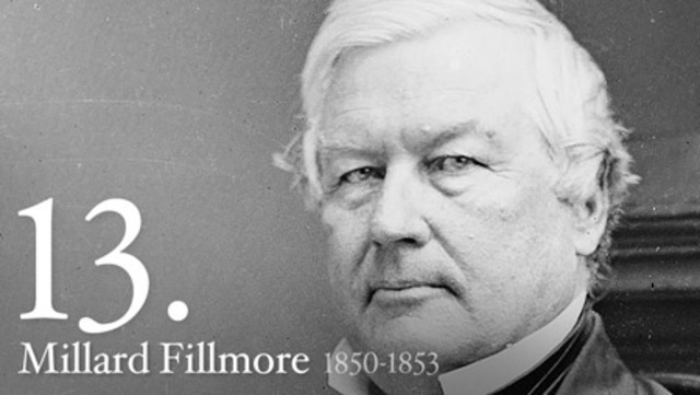 Millard Fillmore is Elected into the House of Representatives.