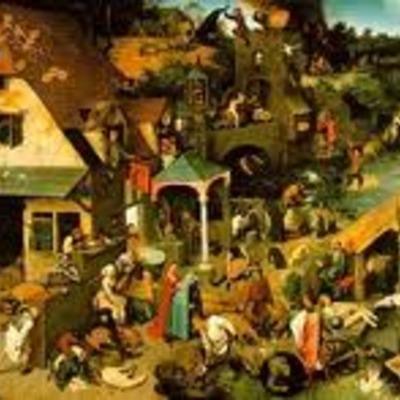 The Northern Renaissance timeline