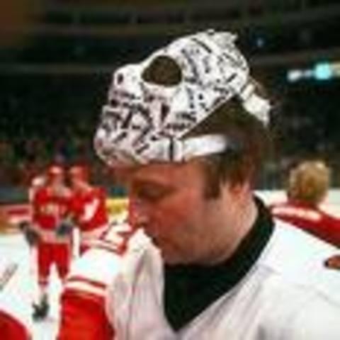 First Hockey Goalie Mask Created