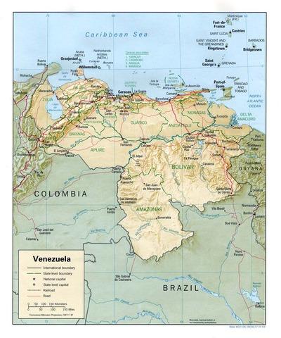 Separación de Venezuela