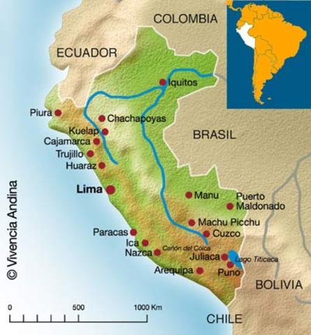 Enfrentamientos entre la Gran Colombia y Perú