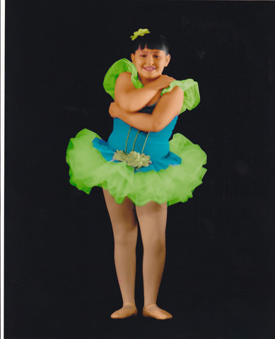 My first year in dance!