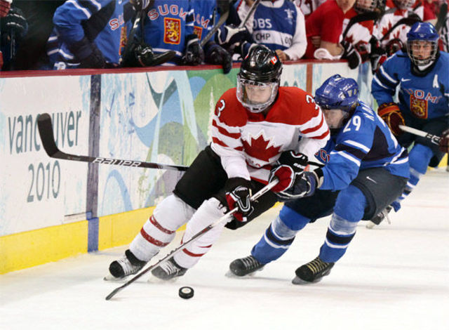 Women's Hockey Becomes an Olympic Sport
