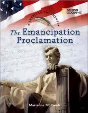 The Emiancipationproclamation