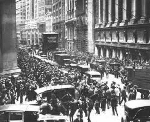 EL CRACK DEL 1929