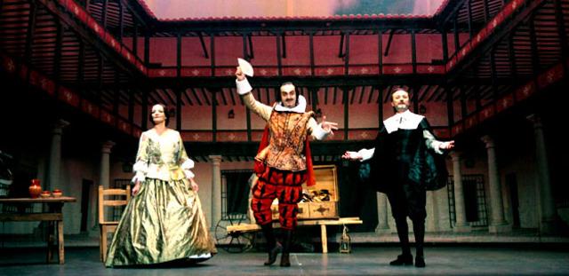 teatro español de barroco