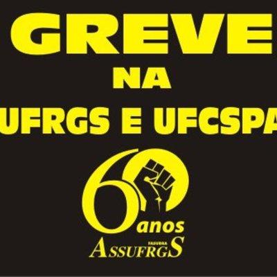 LINHA DE TEMPO GREVE UFRGS UFCSPA 2011 timeline