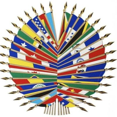OEA - MISIONES DE PAZ timeline