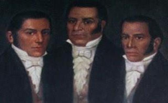 Rebelion de los hermanos Angulo