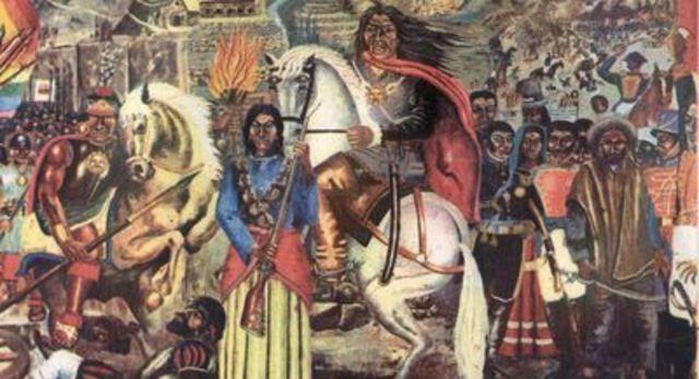 Rebelion de los Alcaldes De Huanuco