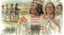 Indigenous People Time Line timeline