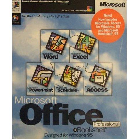 Microsoft Office 1995