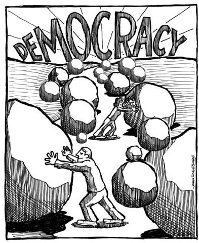 desarrollaron la democracia