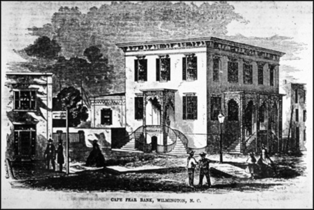 banks in 1805